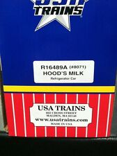 USA Trains Hood's Milk Refrigerator Car