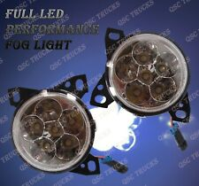 QSC Full LED Fog Lights Lamps Pair LH RH for Kenworth T660 Peterbilt 579 587