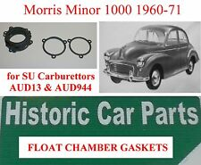 Morris Minor 1000 1960-71- 10 x HS2 SU Carb FLOAT CHAMBER GASKETS AUD13 & AUD944