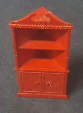 Vintage Dollhouse Furniture Corner Cabinet Allied