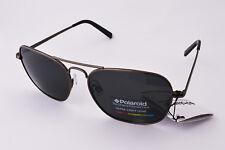Polaroid Designer Sunglasses PLD1010/SL KJ1Y2 - Ruth. Frame- Polarized Grey Lens
