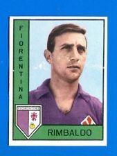 CALCIATORI PANINI 1962-63 - Figurina-Sticker - RIMBALDO - FIORENTINA -Rec