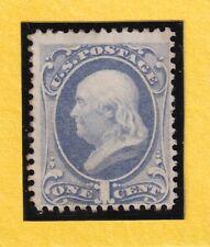 US STAMP SC# 156 1c 1873 *MINT LH. CV$200.00 841