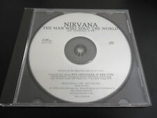 NIRVANA - The Man Who Sold The World - US PROMO CD (Mint) PRO-CD-4704 Unplugged