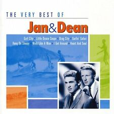 Jan and Dean - The Very Best Of Jan and Dean [CD]