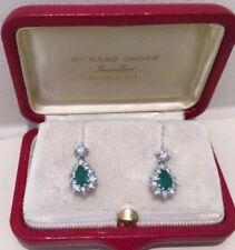 Orecchini con diamanti naturale colore fantasia diamante