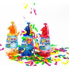 2 x Wasserbombenpumpe mit 700 Wasserballons Luftballons Wasserbomben Ballons