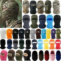 Motorcycle Motorbike Balaclava Bike Full Face Mask Neck Cover Tube Warmer Snood