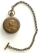 Nuevo China Retro Antiguo Mao Reloj de Bolsillo la más Alta Calidad Us Vendedor