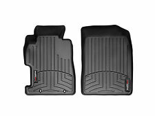 WeatherTech FloorLiner for Honda Civic Coupe - 2006-2011 - 1st Row - Black