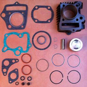 Honda Dax Monkey Chaly Tuning Zylinder 72ccm Power Cylinder 6 Volt SS CD C 50