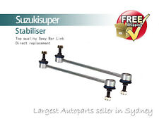 2 Front Sway Bar Link Kit Ford Escape Stabiliser 2005-2010 Pair 325mm Type
