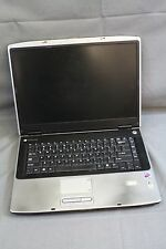 Gateway M-360 Laptop Notebook PC Computer PARTS ONLY NO HDD Powers On Battery+