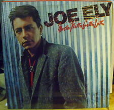 Joe Ely – Musta Notta Gotta Lotta -  LP Sigillato