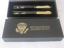 Collectible Donald Trump Inauguration Pen Set, Make Handwriting Great Again!