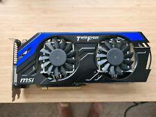 MSI GeForce GTX670 Power Edition Nvidia Graphics Card N670GTXPE2GD5/OC