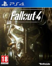 Fallout 4 ~ PS4 (en très bon état)