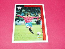 JULEN GUERRERO ESPAÑA FUTURE STARS FOOTBALL CARD UPPER USA 94 PANINI 1994 WM94