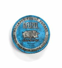 Reuzel Blue Strong Hold Water Based Pomade 4oz