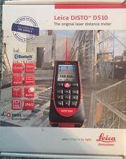Nuevo En Caja Leica Disto D510 medidor láser.