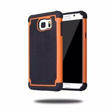 Hybrid Silicone Phone Case Hard Back Cover for Samsung Galaxy S3 S4 S5 Note 5 7