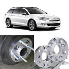 2pcs 5X108 65.1CB 25MM Hubcenteric Wheel Spacer Adapters For Citroen C5 /C6