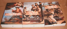 Bloody Jack Adventures Vol. 1,2,3 by L A Meyer Paperback