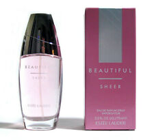 Estee Lauder Beautiful Sheer EDP Spray 75 ml / 2.5 oz. Full, in box (unpacked).