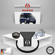KIT DISTRIBUZIONE + POMPA ACQUA FORD TRANSIT CONNECT 1.8 TDCI 66KW 90CV 2011 ->