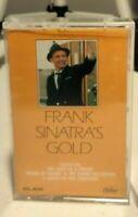 Frank Sinatra's Gold Cassette Tape