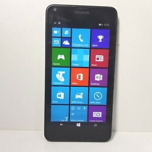 "UnLocked Microsoft Nokia Lumia 640 4G LTE 5.0"" 8GB 8MP Cam Windows 8"