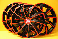 "14"" FIAT 500,Punto,Tempra....etc.  WHEEL TRIMS/COVERS ,HUB CAPS,Quantity 4"