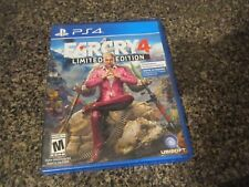 Far Cry 4 -- Limited Edition PS4