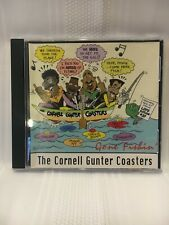 The Cornell Gunter Coasters: Gone Fishin' Audio CD with Autographs