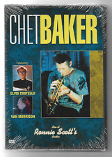 CHET BAKER - AT RONNIE SCOTT'S 1986 /VAN MORRISON,ELVIS COSTELLO/ZONE 1 DVD/ NEW