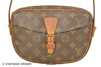 Louis Vuitton Monogram Jeune Fille PM Shoulder Bag M51227 - YG00791
