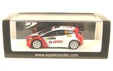 Ford Fiesta RS WRC No.16 Rally Monte Carlo 2016 (R. Kubica - M. Szczepaniak)