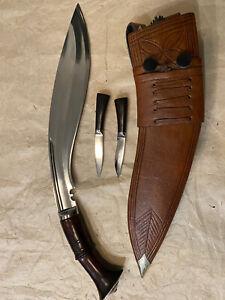 Royal Angkhola Khukuri - kukri kukuri Nepalese knife