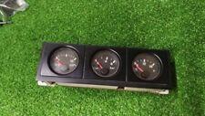 Zusatz Instrumente Öldruck Voltmeter Zusatzanzeige Öltemperatur  DC 12V (Nr650)