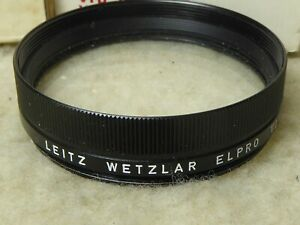 Leica Leicaflex Elpro VIIa close-up lens attachment for Leica-R, VGC & boxed