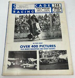 Cavalcade of Auto Racing Winter 1971-1972 Vol. 8 No. 8 144 Pages
