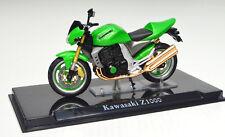 Kawasaki Z 1000 grün Maßstab 1:24 Motorrad Modell von Atlas die-cast