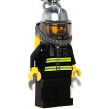 LEGO® City Figur Feuerwehrmann Schlüsselanhänger Keychains NEU