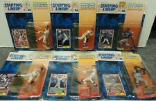 STARTING LINEUP LOT OF 6-1994 MLB Action Figures Griffey Jr Clemens Carter etc.
