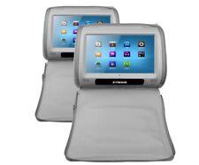 Touch Screen Poggiatesta monitor Xtrons Hd908t 9