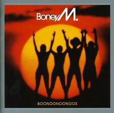 Boney M., Boney M - Boonoonoonoos [New CD] Bonus Tracks, Rmst, Reissue, Germany