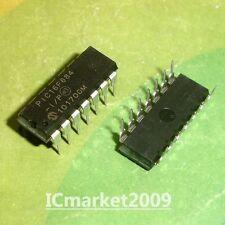 10 PCS PIC16F684-I/P DIP-14 16F684 I/P Flash-Based, 8-Bit CMOS Microcontrollers