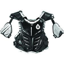 SIXSIXONE SIX SIX ONE chest protector blk  MTB BMX ATV MX off road adult Large