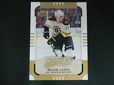 2015-16 Upper Deck UD MVP Base Card #2 Milan Lucic Boston Bruins