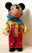 """AUTOMATE CARL - RARE MICKEY AVEC TAMBOUR """" cWALT DISNEY """" - MADE IN WESTGERMANY"""